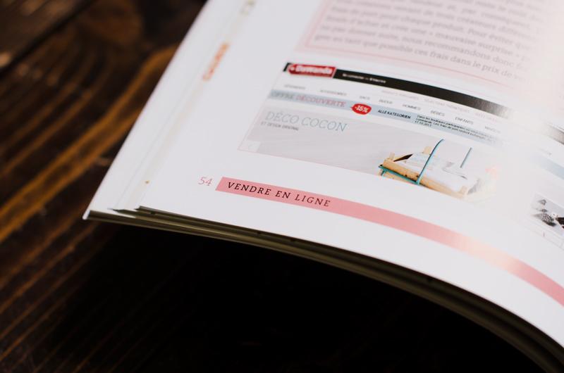 Découvrez la Bible des entrepreneures créatives : le livre Vendre et Mettre en avant ses créations aux éditions Eyrolles ⎟ Talented Girls, conseils business et ondes positives pour les femmes entrepreneures ! www.talentedgirls.fr