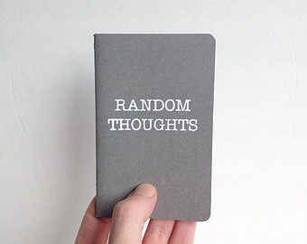 carnet random thoughts