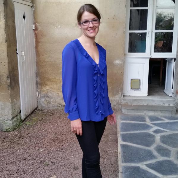 Interview de Claire de la boutique de créations fait main Corailindigo pour Talented Girls