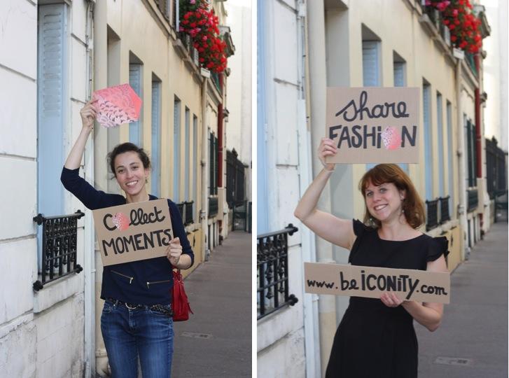 aurélie et julie interview des créatrices de iconity pour talented girls