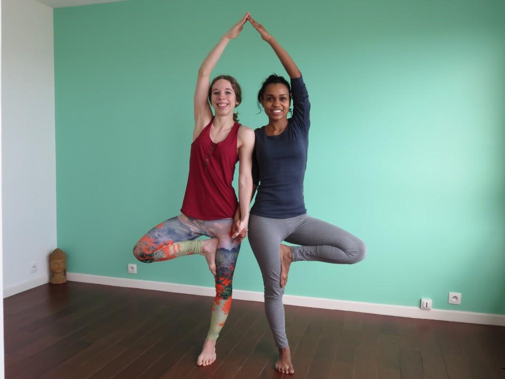 interview claudia yoga passion entrepreneure pour talented girls