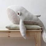 Talented Girls cadeaux de noel baleine peluche