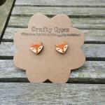 Talented Girls cadeaux de noel boucles d oreilles renards