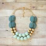 Talented Girls cadeaux de noel collier perles