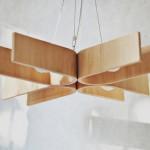 Talented Girls cadeaux de noel lampe bois