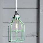 Talented Girls cadeaux de noel lampe industrielle mint