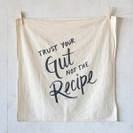 Talented Girls cadeaux de noel serviette cuisine