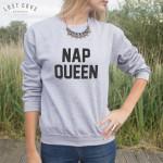 cadeaux noel talented girls nap queen pull