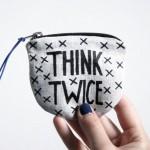 cadeaux noel talented girls porte monnaie think twice