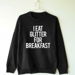 cadeaux noel talented girls pull i eat glitter for breakfast