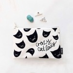 cadeaux noel talented girls trousse chat cat lady