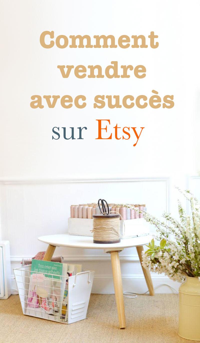Apprenez à vendre avec succès sur Etsy grâce aux formations Etsy Resolution⎟Talented Girls, conseils business et ondes positives pour les femmes entrepreneures !