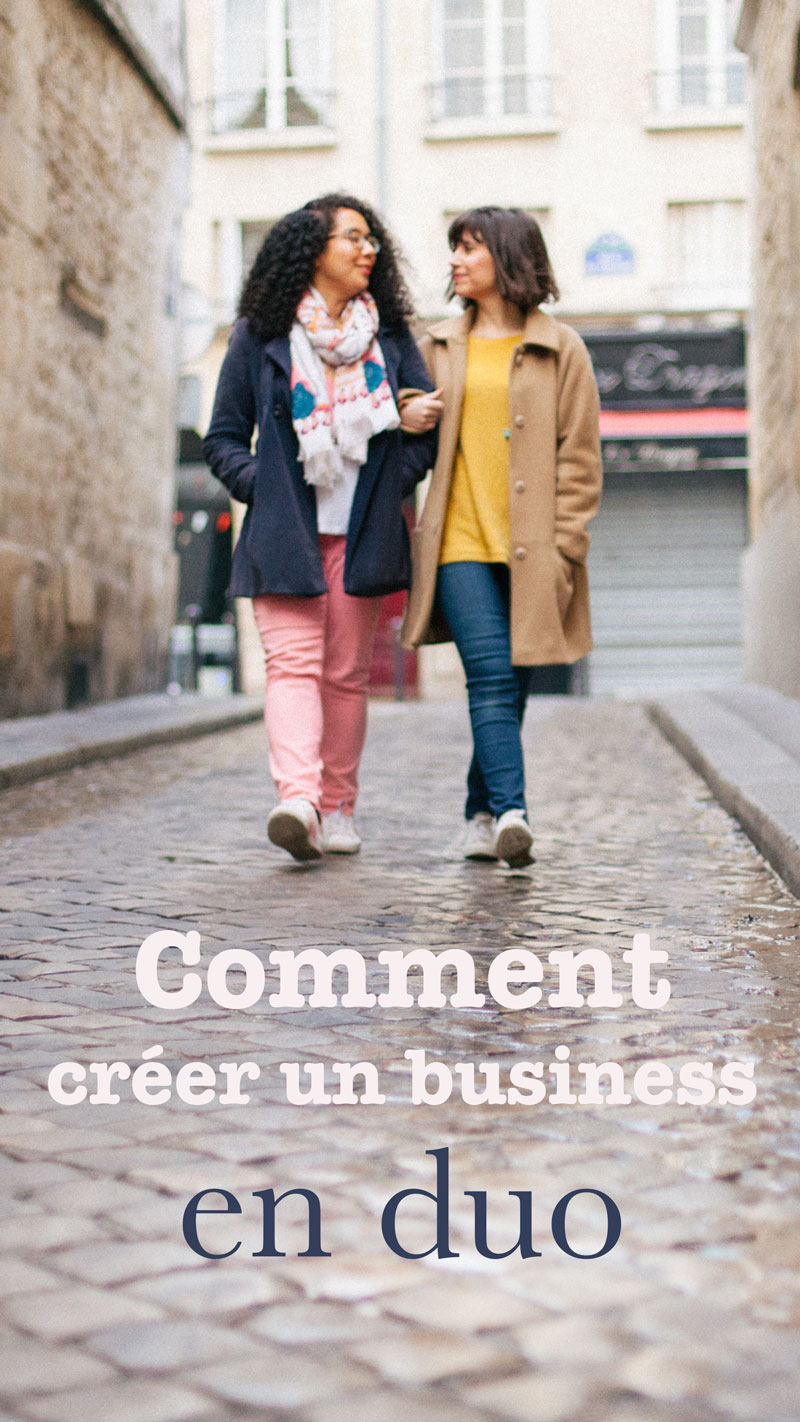 Cr er un business deux talented girls for Ouvrir un commerce idee