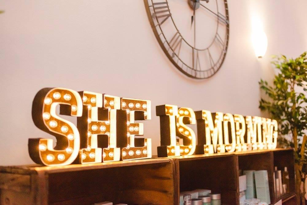 Découvrez l'histoire de Charlotte , la créatrice des événements inspirants et matinaux She is Morning sur le blog⎟ Talented Girls, conseils business et ondes positives pour les femmes entrepreneures ! www.talentedgirls.fr