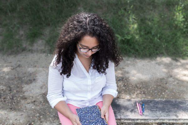 Atelier d'écriture par Talented girls